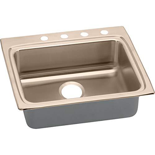 Best Buy! Elkay LRAD2522400-CU Sink, Copper