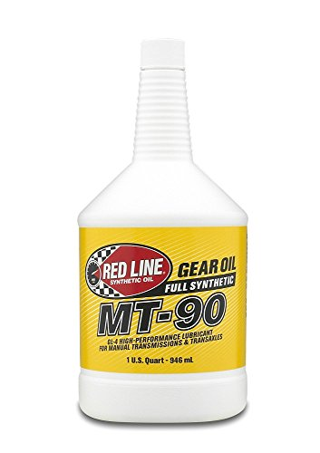 Red Line (50304 MT-90 75W-90 GL-4 Manual Transmission Gear Oil - 15 oz.