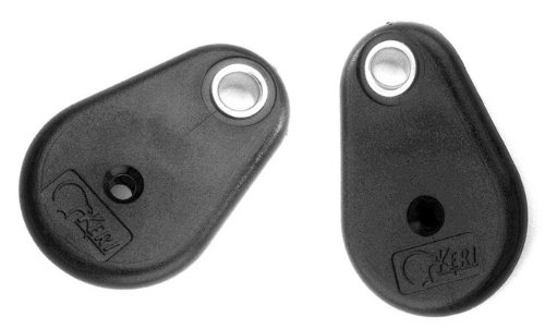 Keri Systems PKT-10X Standard Light Proximity Key Tag (25 Pack)