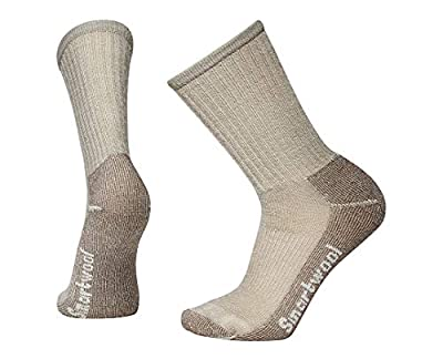 Smartwool Men's Crew Hiking Socks - Light Wool Performance Sock