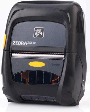 Zebra Zq51-aue000e-00DT imprimante ZQ510, Bluetooth 4.0/ligne Rouge, Anglais, Groupement E