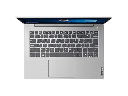 Lenovo Thinkbook 14 | Intel Core i5-10210U | 8GB RAM | 1TB SATA Hard Disk | 14 inches Full HD Display | Windows 10 Pro | 1 Year Onsite Warranty
