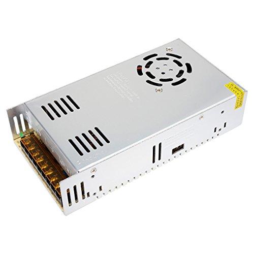 OYY 12V 30A 360W Trafo Transformator Netzteil Schaltnetzteil Netzgerät Stromversorgung für LED Strip 3D Drucker und weitere Geräte mit DC 12V