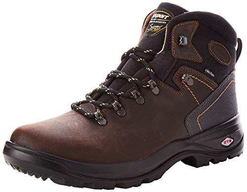 Grisport Unisex-Erwachsene Pennine Trekking- & Wanderstiefel, Braun (Brown), 48 EU