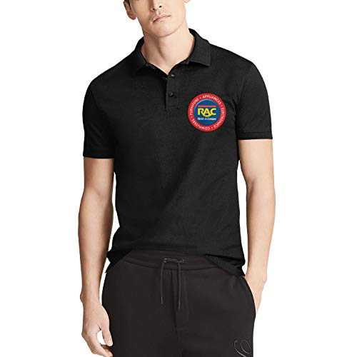PANZHIHUA Popular Rent-A-Center Inc Polo Shirts for Mens Work Uniforms Shirts