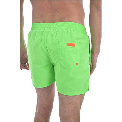 Guess Badeanzug Mann Fluo grün F02T00TEL27-LIDL