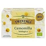 Twinings Infusi Camomilla Biologica - 120 Filtri