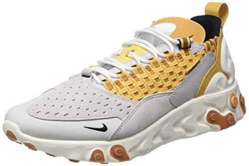 Nike React Sertu, Zapatillas para Correr Hombre, Vast Grey/Black/Lt Smoke Grey/Honeycomb, 47...