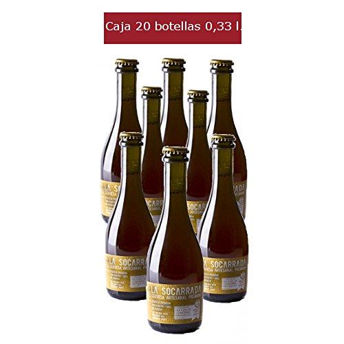 La Socarrada Cerveza Premium (20 botellas x 0,33 l.)