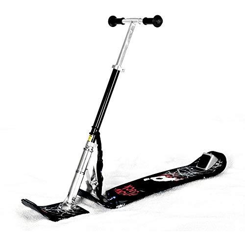 SSCYHT Trineo Nieve Carreras Bob para Niños Esquí Poco Común Tabla Snowboard Plegable Trineo Esquí Deslizante Plegable con Asa Agarre Trineo Nieve Juguetes Invierno para Usar en Nieve