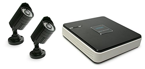 Avidsen 123270 DVR con 2 Telecamere e Applicazione IP