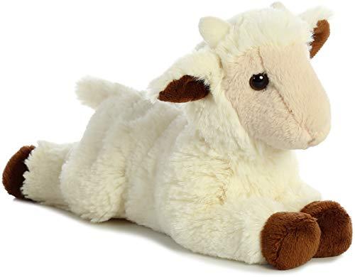 Aurora - Mini Flopsie - 8' Goat Kid, White