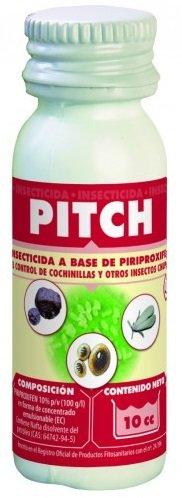 MASSÓ Insecticida Concentrado contra cochinilla y Mosca Blanca 10 CC