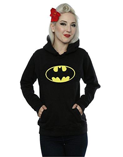 DC Comics mujer Batman Logo Capucha