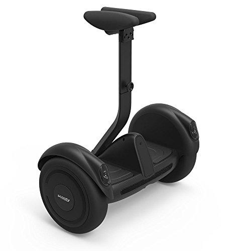 SCOOTY Q10 STREET CONTROL Gyroboard Mixte Adulte, Noir