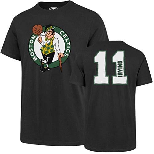 OTS NBA Boston Celtics Men's Player Rival Tee, Gordon Hayward, Charcoal, Large