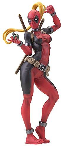 Marvel Bishoujo Estatua PVC 1/7 Lady Deadpool 24 cm