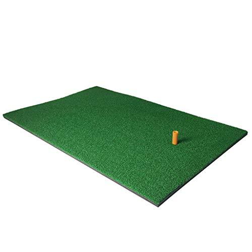 FEFCK Alfombrilla De Golf para Golf, Alfombrilla para Columpio De Hierba Corta para Práctica De Golf, Gran Ayuda para Entrenamiento De Golf para Interiores Y Exteriores 50 * 80 Cm
