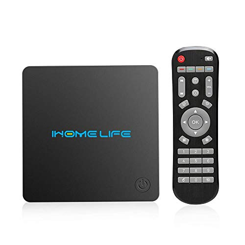 Big World Super Smart Android 10.0 TV Box Streaming Device Resolution:4K HD - HDR Streaming Media Player, Easy Remote, Call 706-996-1162 for give Free 2 Month TV 29,000 Live Channel