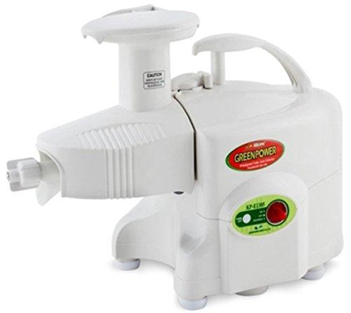 Green Power Juicer - Model KPE 1304 - 10 Yr. Warranty