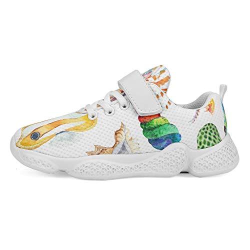 JEFFERS Zeester Conch Casual Wandelen Sport Schoenen Platform Sneakers Reizen Hardlopen Tennisschoenen/Schoeisel Voor Jongen