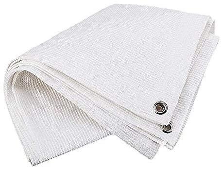 ALXLX Sun Shade Net 85% schaduw doek shade stof sun-Block-mesh sh-shade riem met tuiten voor tuin bloemen planten binnenplaats gazon erf