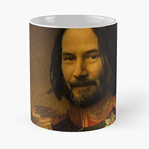 Ke-anu Re-eves Classical Painting Classic Mug