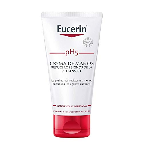 Eucerin Duplo Crema de Manos PH5, 2 x 75 ml