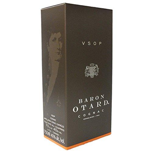 Baron Otard Cognac V.S.O.P. 40%vol (0,7l Flasche)