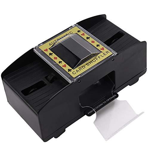 Vaorwne Kasino Roboter Automatische Poker Karten Mischer Spielen Shuffling Maschine Geschenke Lustig Familien Spiel Club Zubeh?r