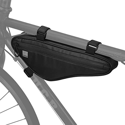 guantongda Cost-effective Bike Bicycle Cycle Front Top Tube Triangle Frame Storage Bag Pack Pouch UK 1.5 for Camping Picnic and Other Outdoor Activities