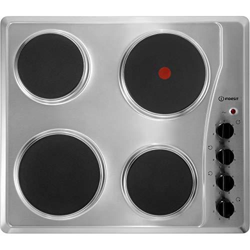 Plaque electrique Indesit TI60X - Plaque de cuisson 4 foyers