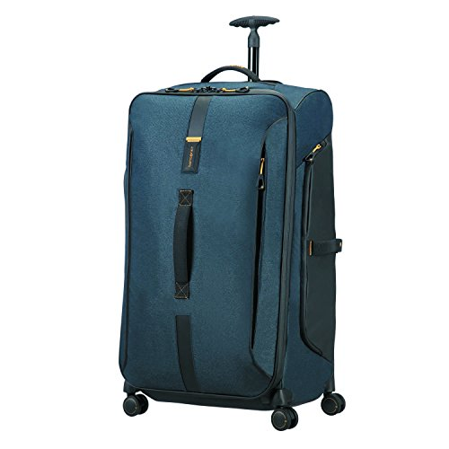 Samsonite Paradiver Light - Spinner Duffle Bag, 79 cm, 125 L, Jeans Blue