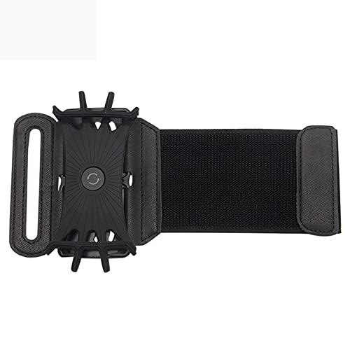 Riiai Universal Deportes al aire libre teléfono titular pulsera caso para Samsung gimnasio Correr teléfono bolsa brazo banda caso