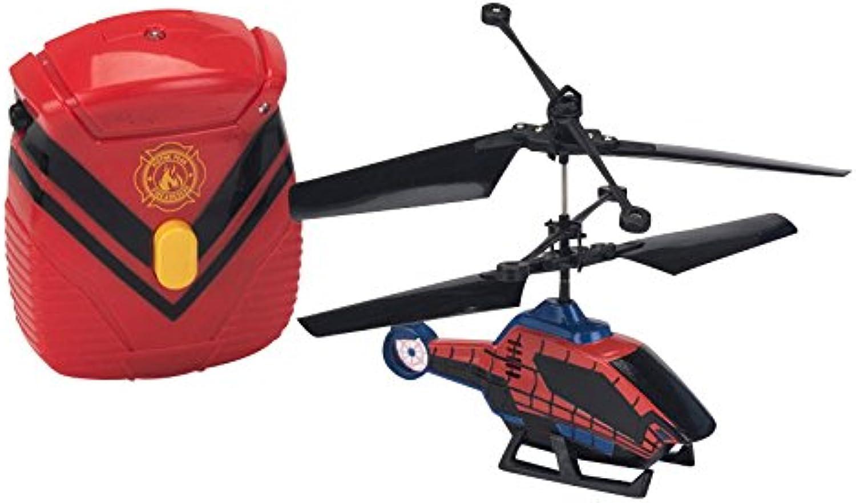 SPIDERMAN Hélicoptere Contrlable a la Main 12 cm