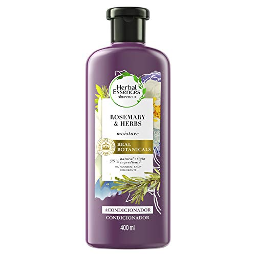 Herbal Essences Bio:Renew Acondicionador 400ml Romero y Hierbas