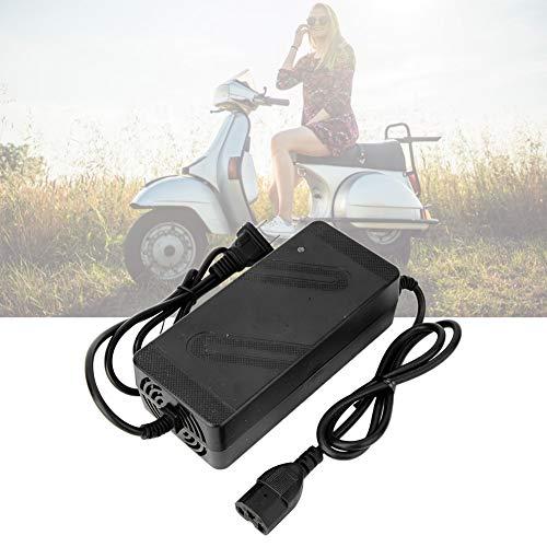 Cargador de batería, Hecho de batería de Litio 48V2A con Enchufe de Calidad, Cargador de batería Inteligente para electromobile Bicicleta eléctrica CN, Enchufe 220V