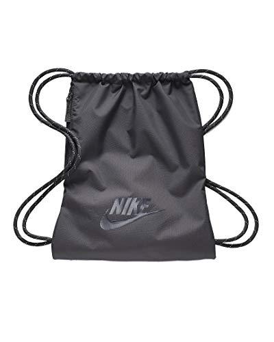 Nike Heritage 2.0 Gymbag Gymsack (one size, grey/grey)