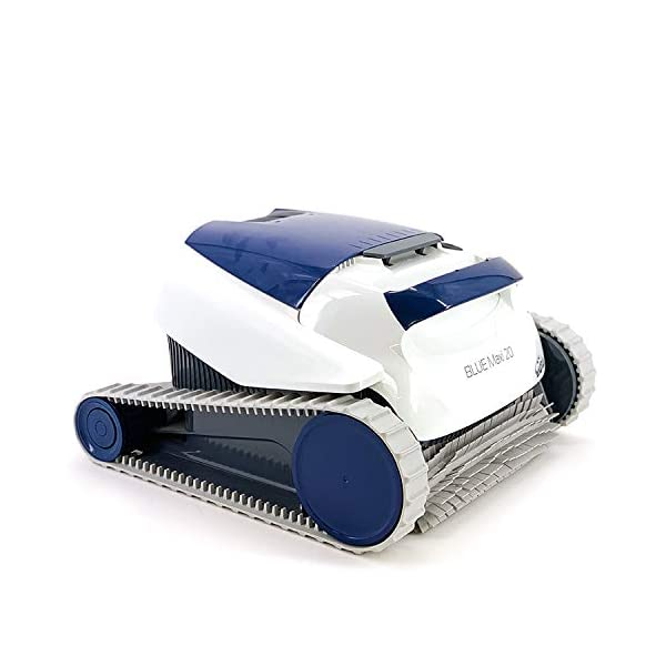 Maytronics Dolphin Blue Maxi 20 Robot Limpiafondos automático para Piscinas (Fondo y Paredes).