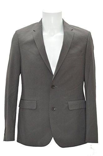 Celio Veste DE Costume Taupe DCUPRIX SHX Homme Slim FIT Neuf (L)