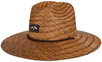 Billabong Men s Tides Straw Hat Brown 2020 ONE product image