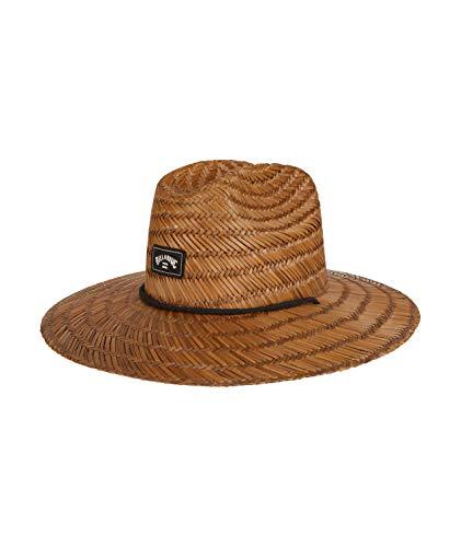 Billabong Men's Tides Straw Hat, Brown 2020, ONE