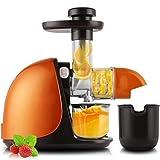 HAIYUANNAN Juicer, Spiral Extrusion, Haushalt Orange, 400 * 235 * 275mm