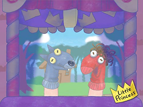 Ich will mein Puppentheater