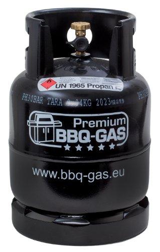 Premium BBQ-GAS Gasflasche, perfekt für alle Gasgrills , leer