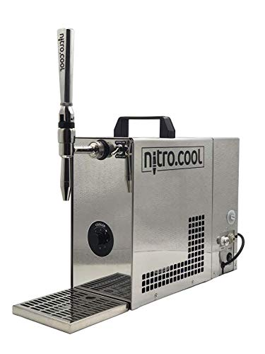nitro.cool Nitro Cold-Brew-Zapfgerät 1-tap, inkl. 5L Produktkanister & Anschluss