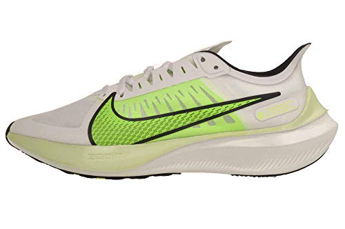 Nike Zoom Gravity, Zapatillas de Entrenamiento para Mujer, Blanco (Summit White/Electric Green/Black 100), 38.5 EU