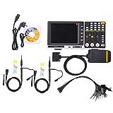 Owon MSO7062TD - Osciloscopio digital multifunción de 8 canales, 60 MHz, 16 canales, analizador lógico (110 V-240 V)
