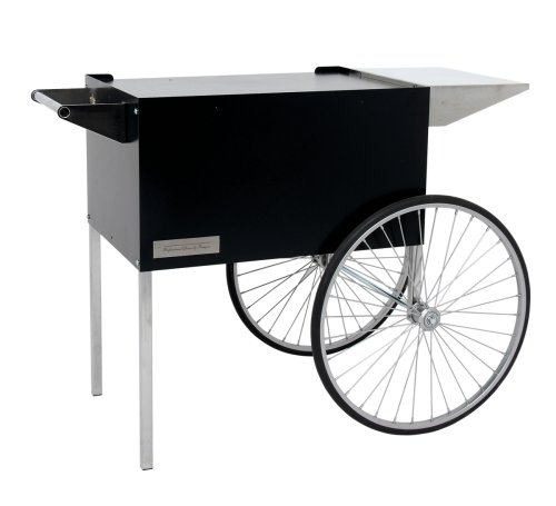 Paragon Professional Series Large Popcorn Cart for 12 and 16-Ounce Poppers