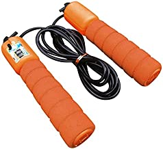 Majoxin Adjustable Professional Counting Skipping Rope Automatic Counting Jump Rope Fitness Exercise Fast Speed Counting Jump Rope